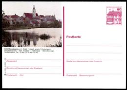 72953) BRD - P 138 - P3/40 - * Ungebraucht - 8462 Neunburg, Teilansicht, Kirche - [7] Federal Republic