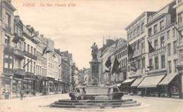 LIEGE - La Rue Vinave D'Ile - Liege