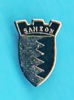 PIN'S //  ** BLASON / SAMEON / NORD PAS DE CALAIS ** - Cities