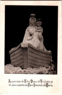 Le Grand Retour. Les Conditions De Paix. Au Passage De Notre-Dame De Boulogne ... Coeur Immaculé De Marie TBE 2 Scans - Santini