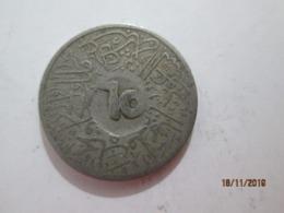 SAUDI ARABIA  1/2 Ghirsh 1346   # RB - Saudi Arabia