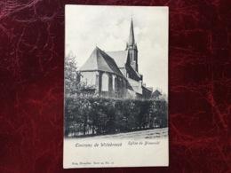 BLAASVELD----- Cpa--Eglise De Blaesveld - Willebroek