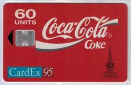 Coca-Cola - Cardex 95 - Voir Scans - Gambia
