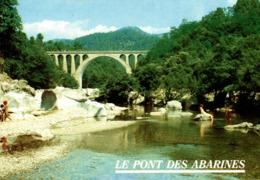 Saint Jean Du Gard Le Pont Des Abarines Sur Le Gardon    CPM Ou CPSM - Saint-Jean-du-Gard