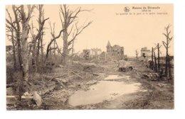 BELGIQUE - Ruines De DIXMUDE - Le Quartier De La Gare Et Le Jardin Botanique (E172) - Diksmuide