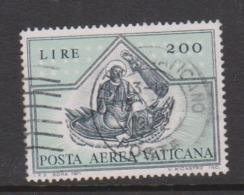 Vatican City AP 56 1971 The Evangelists .200 Lire Green Grey,used - Vatican