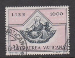 Vatican City AP 60 1971 The Evangelists .1000 Lire Lilac And Black Used - Vatican