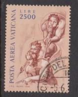 Vatican City AP 64 1976 Angels And Beati .lire 2500 Brown,used - Vatican