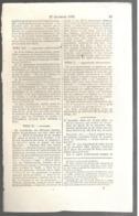 24884 - Convention Postale FRANCE ESPAGNE - Décrets & Lois