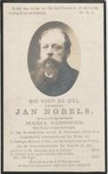 Volksvertegenwoordiger, 1923, Jan Nobels, Sint-Niklaas, Janssens - Devotieprenten