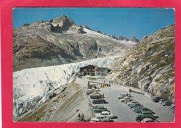 Modern Post Card Of Gerstenhorn,Rhonegletscher,Belvedere Furka,Valais, Switzerland,A28. - VS Valais