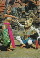 BALI - Part Of Ramayana Ballet - Indonesia