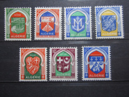 VEND BEAUX TIMBRES D ' ALGERIE N° 337 - 337F , XX !!! (b) - Unused Stamps