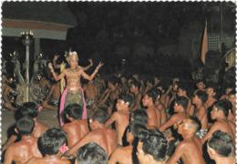 BALI - The Ketjak Dance - Danse - Indonesia