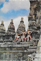 BALI - An Act From Ramayana Dance Showing Hanoman, Rama And Laksamana - Indonesia