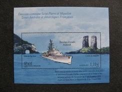 Saint Pierre Et Miquelon: TB BF N°19, Neuf XX. - Blocchi & Foglietti