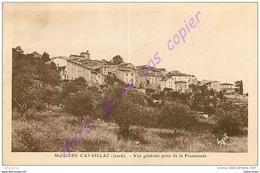 30. MOLIERE CAVAILLAC . Vue Générale Prise De La Promenade . - Autres Communes