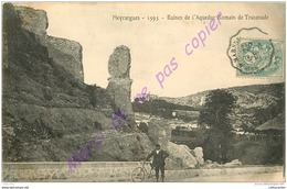 13. MEYRARGUES . Ruines De L'Aqueduc Romain De Traconade . - Meyrargues