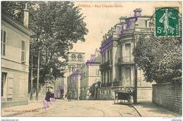 88. EPINAL . Rue Claude Gelée . - Epinal