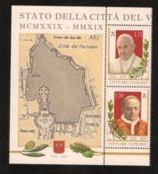 2019 - VATICANO - S11L5 - SET OF 2 STAMPS ** - Unused Stamps