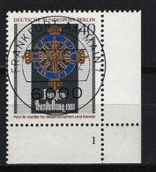 BERLIN - Mi-Nr. 648 Formnummer 1 Gestempelt - [5] Berlin