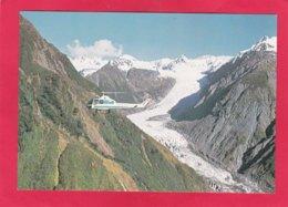 Modern Post Card Of Fox Glacier Helicopter Flights,Fox Glacier, West Coast, New ZealandA29. - New Zealand