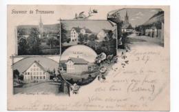 Promasens FR 1900  --  25 - FR Fribourg