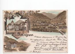 Brig Litho 1897  --  63 - VS Valais
