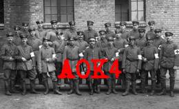 TOURNAI 1917 Kriegslazarett 651 Feldpost 402 Occupation Allemande Hainaut Infirmier Hopital Militaire Brancardier - Tournai