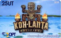 Telecarte De Nouvelle Caledonie NC134 - Nouvelle-Calédonie