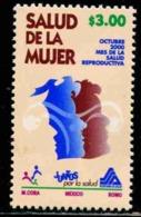VZ0153 Mexico 2000 Women's Health 1V MNH - Mexiko