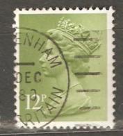 Great Britain: 1 Used Stamp From A Set, 1980, Mi#821(2) - 1952-.... (Elizabeth II)