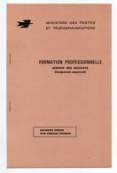 FICTIFS - CARNET DE FORMATION PROFESSIONNELLE 1972 N° FC 2 - Phantom