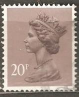 Great Britain: 1 Used Stamp From A Set, 1980, Mi#828C(4) - 1952-.... (Elizabeth II)