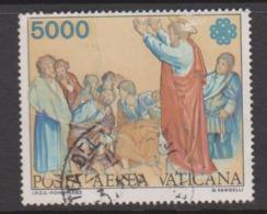 Vatican City AP 76 1983 Communications World Year .5000 Lire,used - Vatican