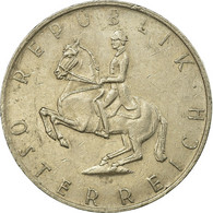 Monnaie, Autriche, 5 Schilling, 1980, TB+, Copper-nickel, KM:2889a - Austria