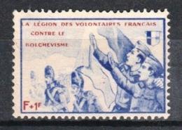 LVF N°9 - Guerras