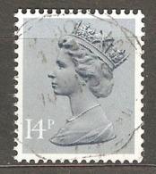 Great Britain: 1 Used Stamp From A Set, 1981, Mi#863 - 1952-.... (Elizabeth II)