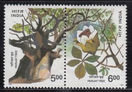 India MNH 1997, Parijat Tree, Se-tenent, - India