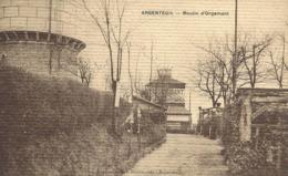 ARGENTEUIL-MOULIN D'ORGEMONT-RESTAURANT - Argenteuil