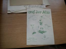 Auf Der Alm Holleri Hollero Worte Franz Josef Hub Musik Fred Schelling Atempo Verlag Wien Basel - Unclassified