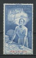 REUNION 1942 P.A. N° 9 **  Neuf MNH Superbe C 1,04 € Quinzaine Impériale - Nuevos