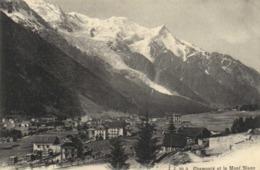 Chamonix Et Le Mont Blanc RV - Chamonix-Mont-Blanc