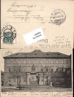 640487,Prag Praha Jungmannuv Pomnik - Cartoline