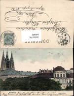 640482,Prag Praha Jeleni Prikop - Cartoline