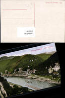 640478,Böhmische Schweiz Hrensko Herrnskretschen Pub Poy 6555 - Cartoline