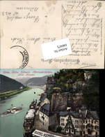 640475,Böhmische Schweiz Hrensko Herrnskretschen Hotel Hetschel - Cartoline