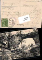 640472,Böhmische Schweiz Hrensko Herrnskretschen Prebischtor - Cartoline