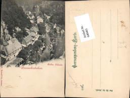 640461,Böhmische Schweiz Hrensko Herrnskretschen Pub Poy 158 - Cartoline