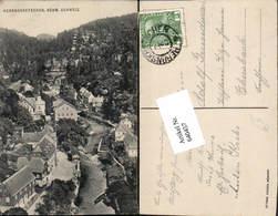 640457,Böhmische Schweiz Hrensko Herrnskretschen - Cartoline